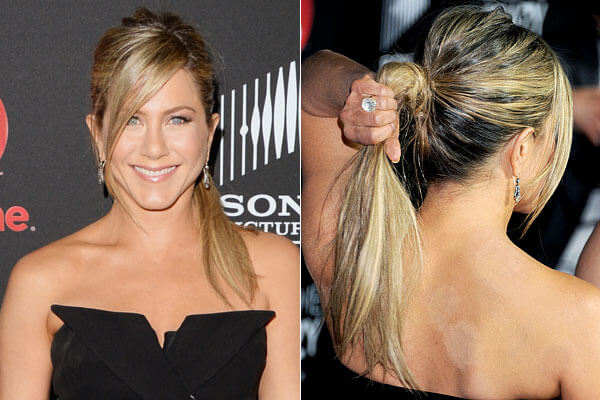 Jennifer Aniston Cupping Escuela Quiros